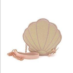 Loungefly The Little Mermaid Shell Crossbody